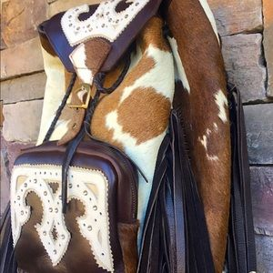 Sergios Collection Bags - Cowhide Backpack, words can't describe this one
